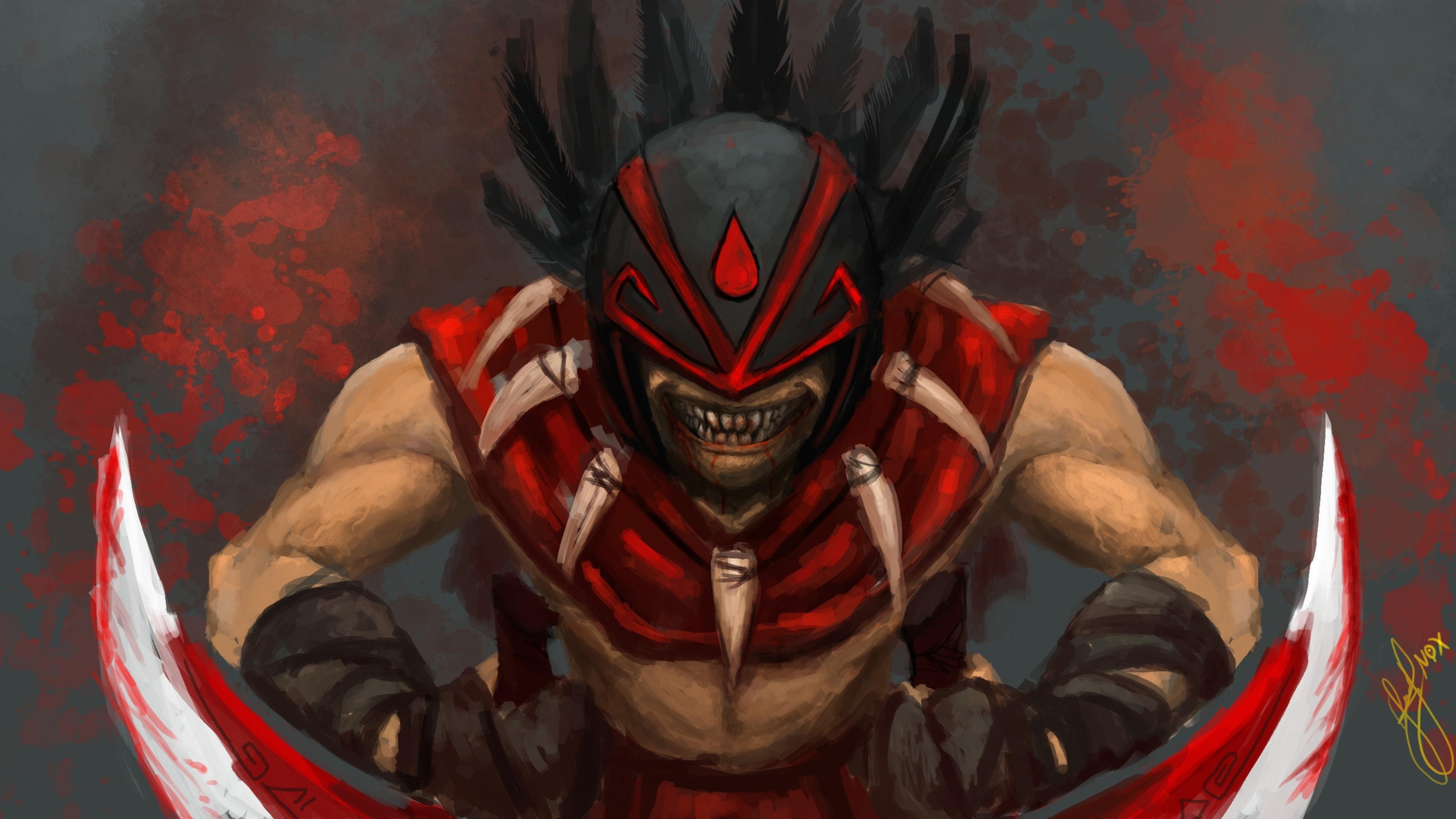 Dota2 : Bloodseeker for mobile