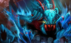 Dota2 : Broodmother widescreen for desktop