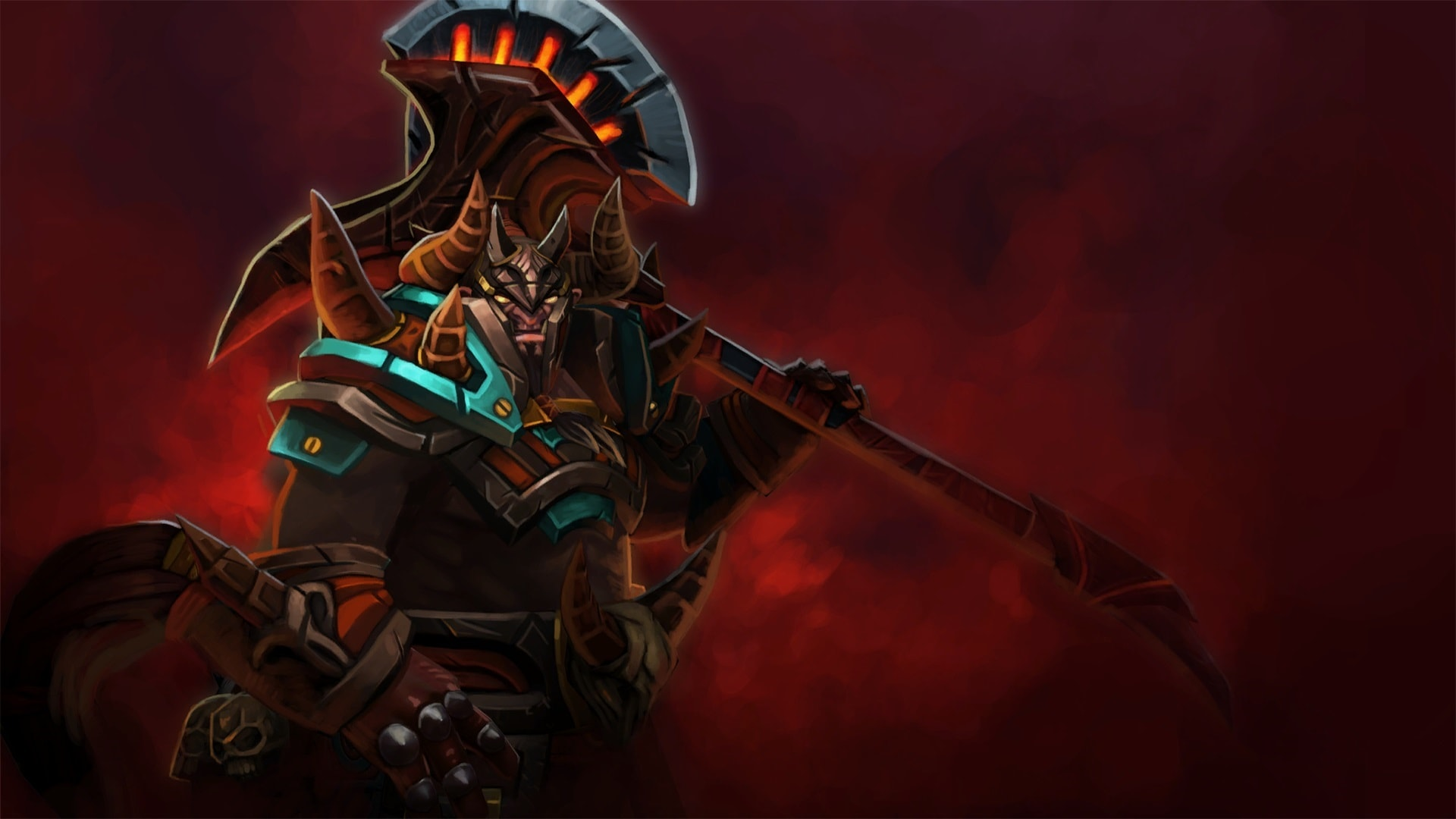 Dota2 : Centaur Warrunner full hd wallpapers