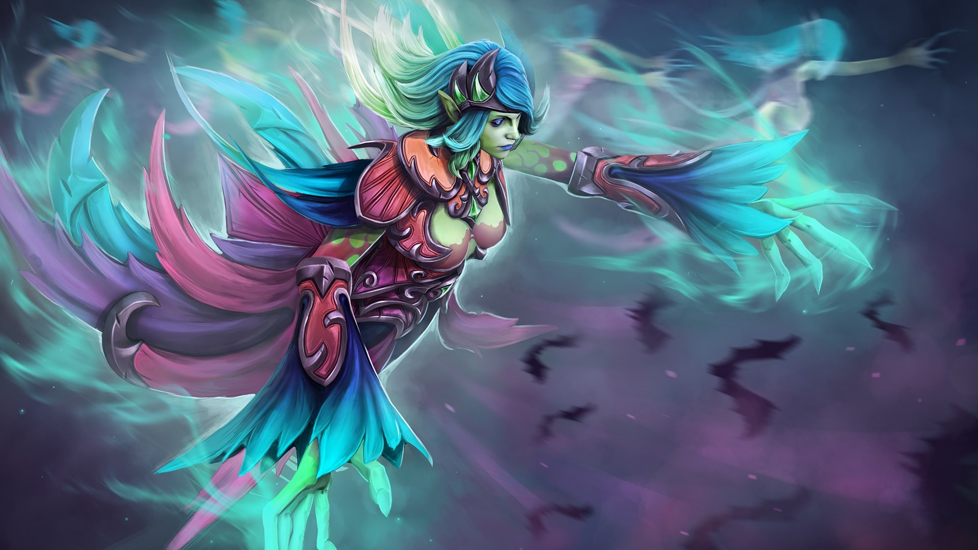 Dota2 : Death Prophet full hd wallpapers