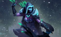 Dota2 : Drow Ranger full hd wallpapers