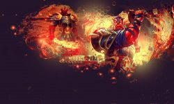 Dota2 : Ember Spirit full hd wallpapers