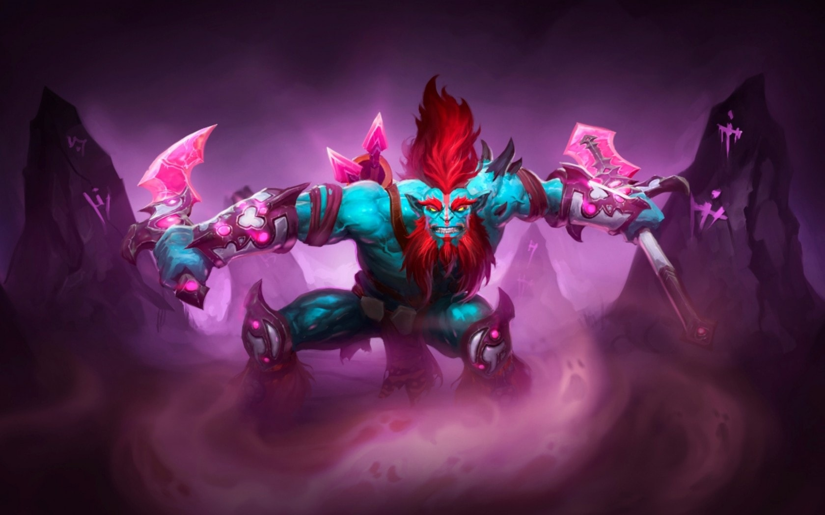 Dota2 : Huskar full hd wallpapers