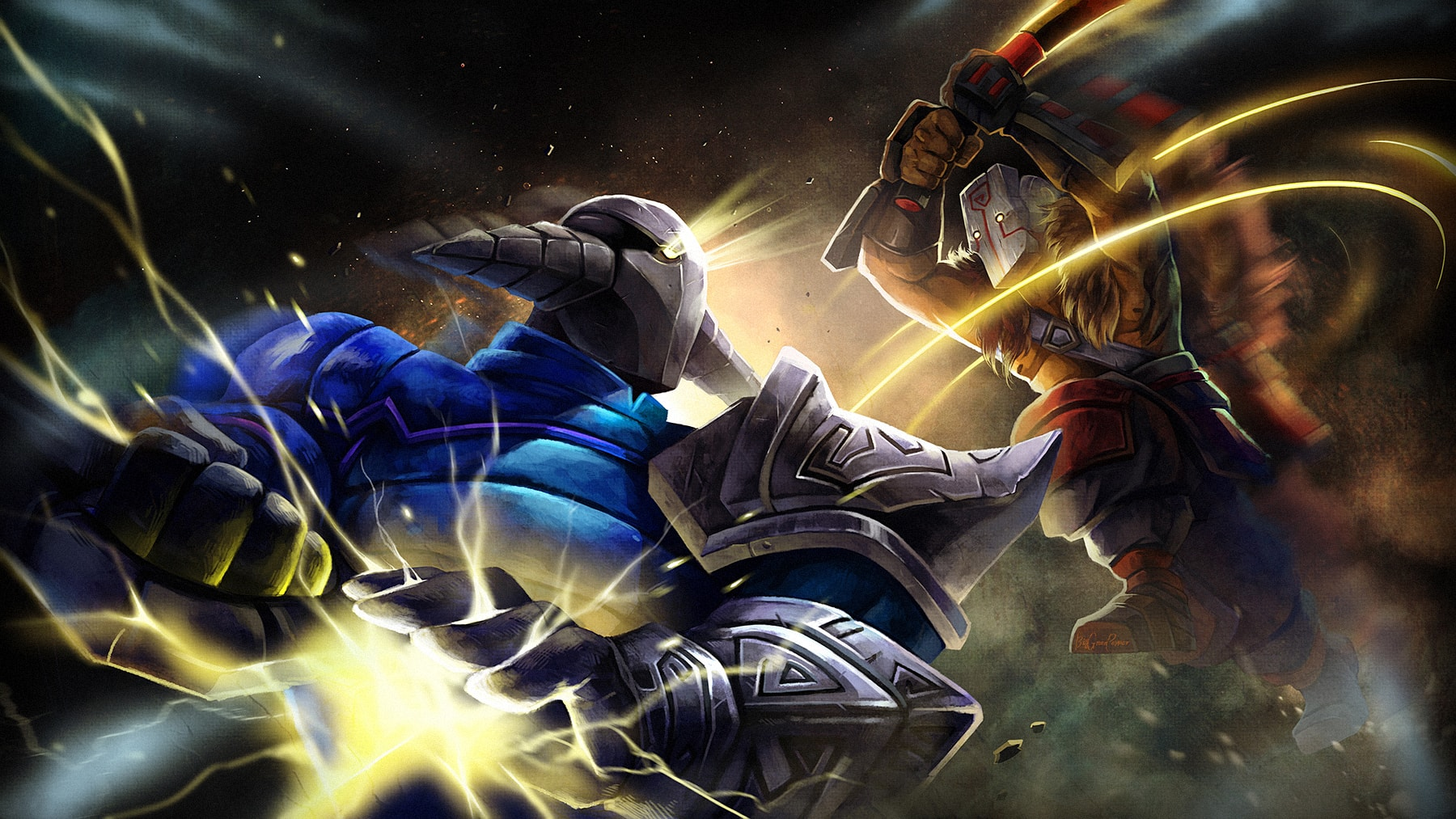 Dota2 : Juggernaut full hd wallpapers