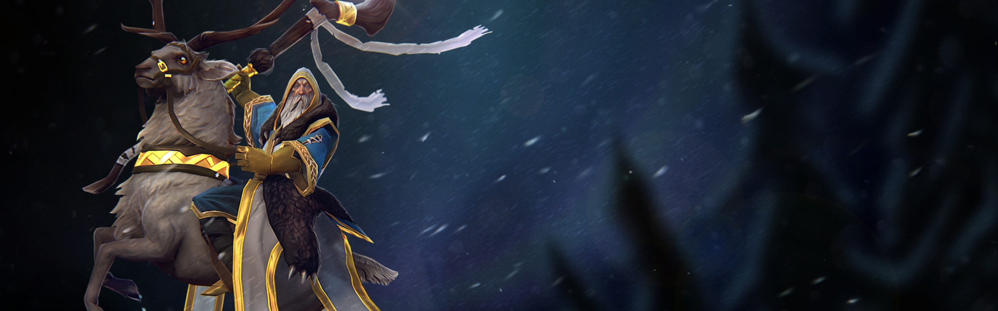 Dota2 : Keeper Of The Light widescreen wallpapers