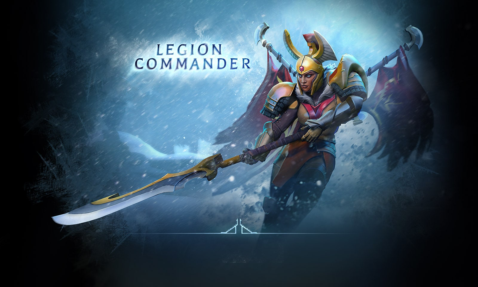 Dota2 : Legion Commander full hd wallpapers