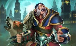 Dota2 : Lycan for mobile