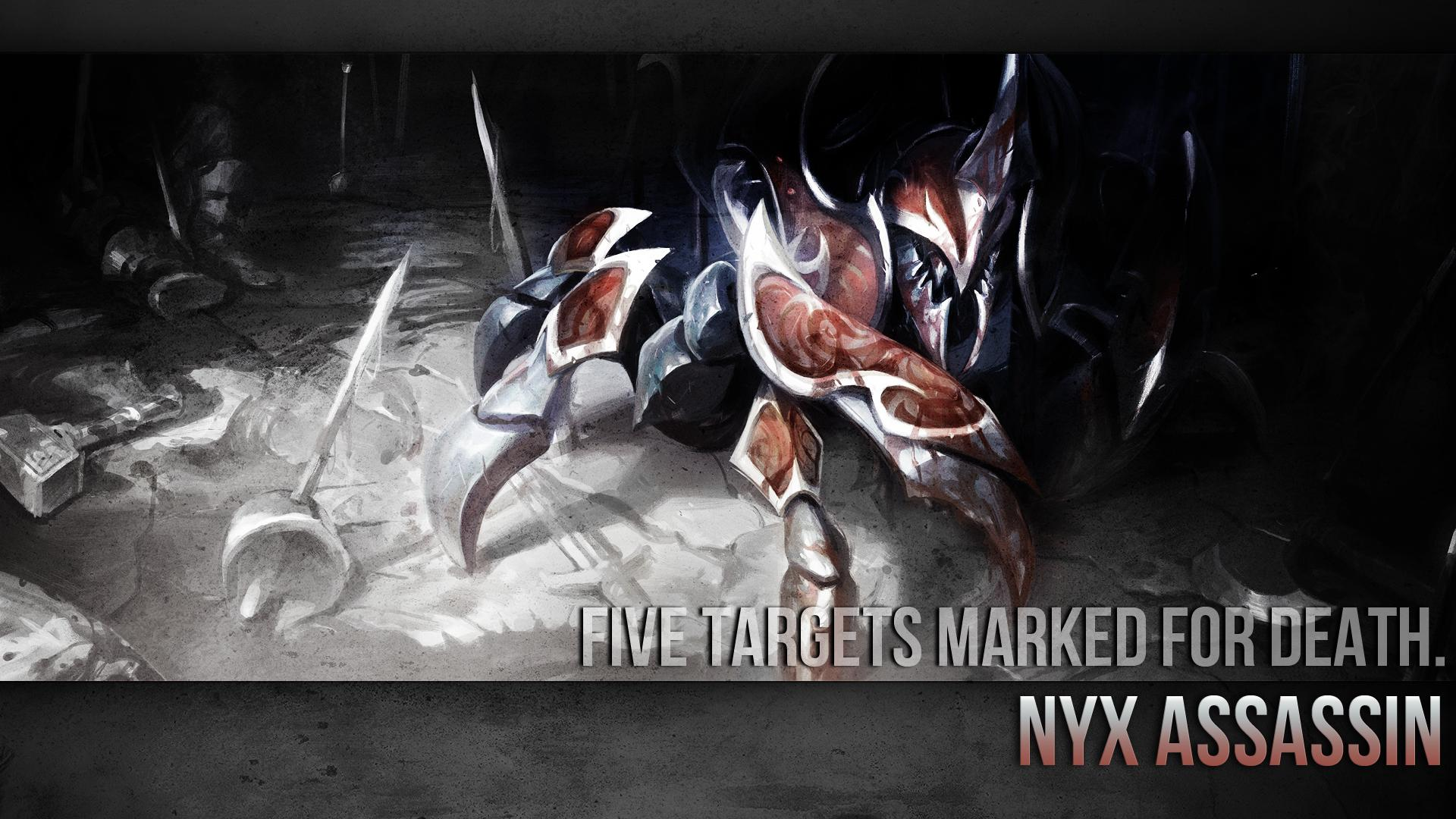 Dota2 : Nyx Assassin for mobile