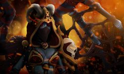 Dota2 : Queen Of Pain for mobile