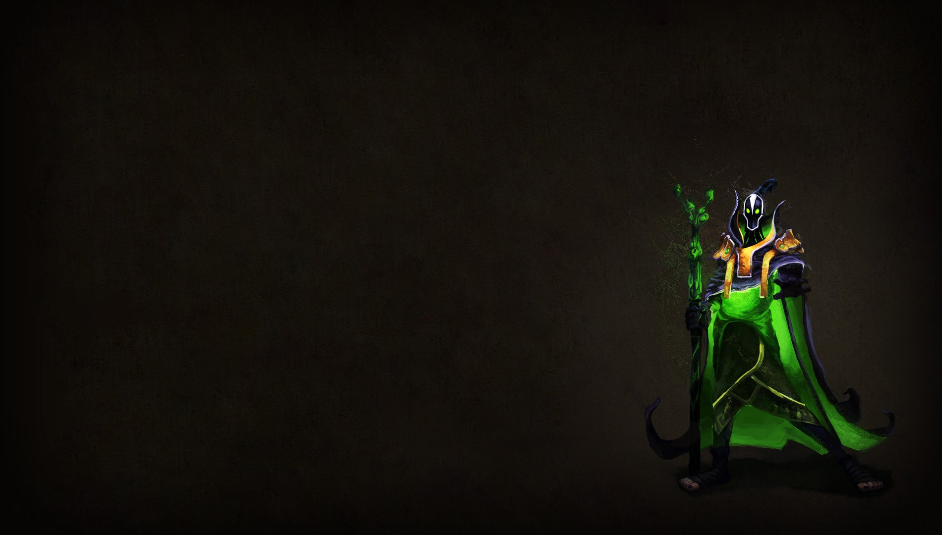 Dota2 : Rubick widescreen for desktop