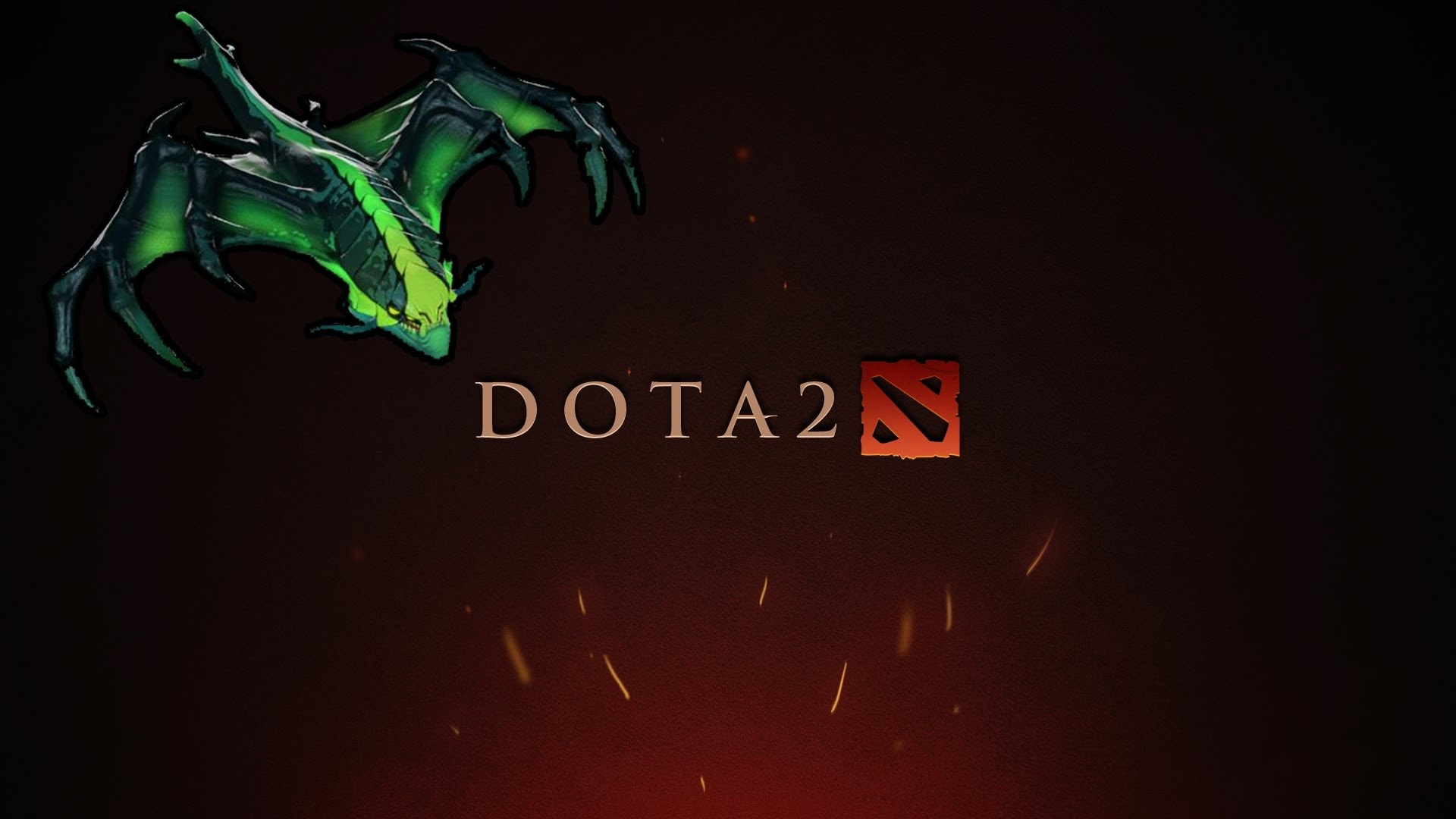 Dota2 : Viper full hd wallpapers