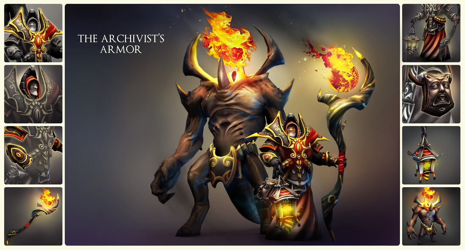 Dota2 : Warlock for mobile