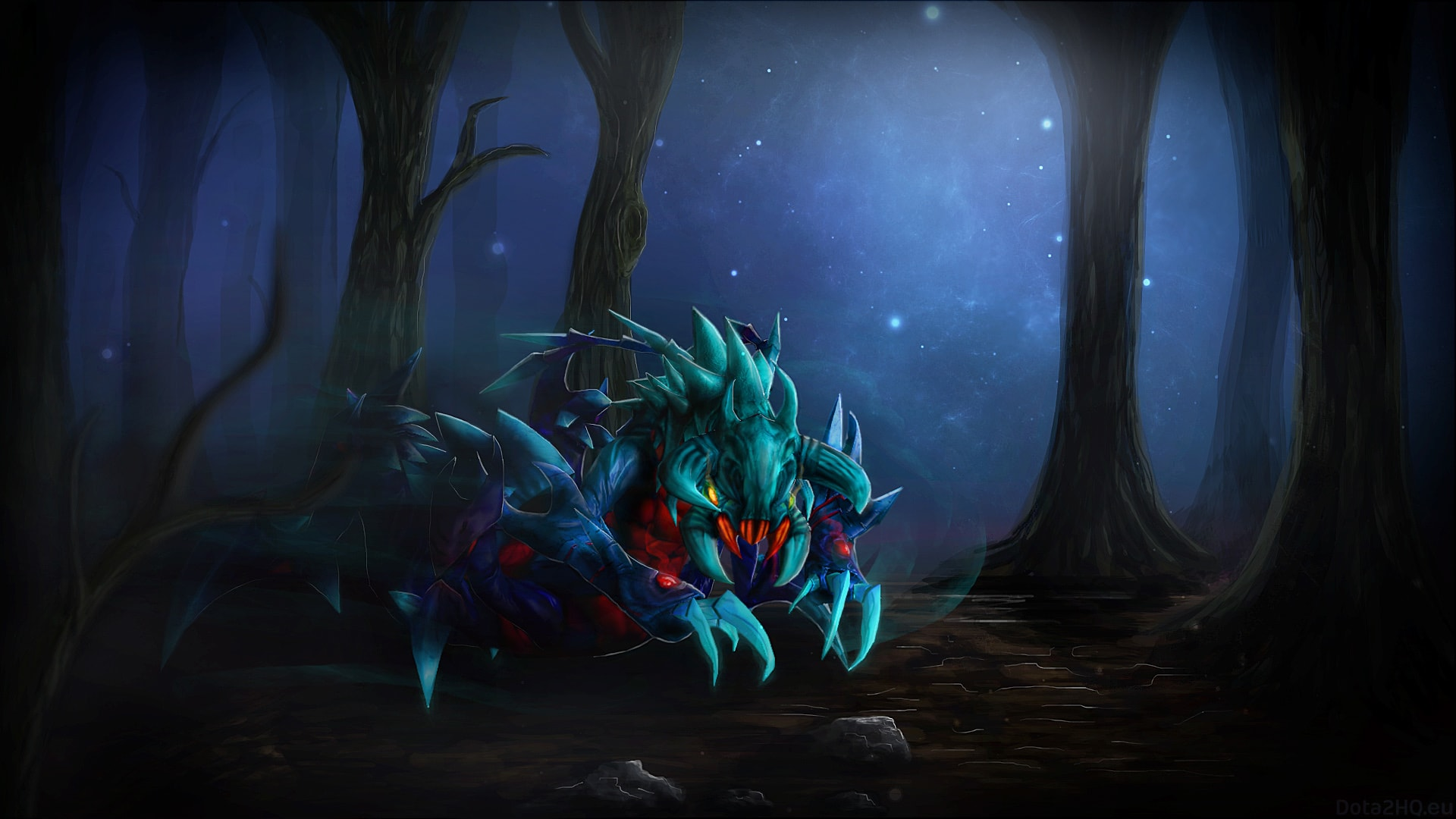 Dota2 : Weaver for mobile