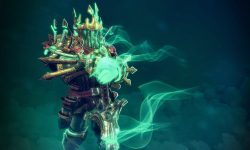 Dota2 : Wraith King widescreen for desktop