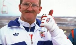 Eddie the Eagle for mobile