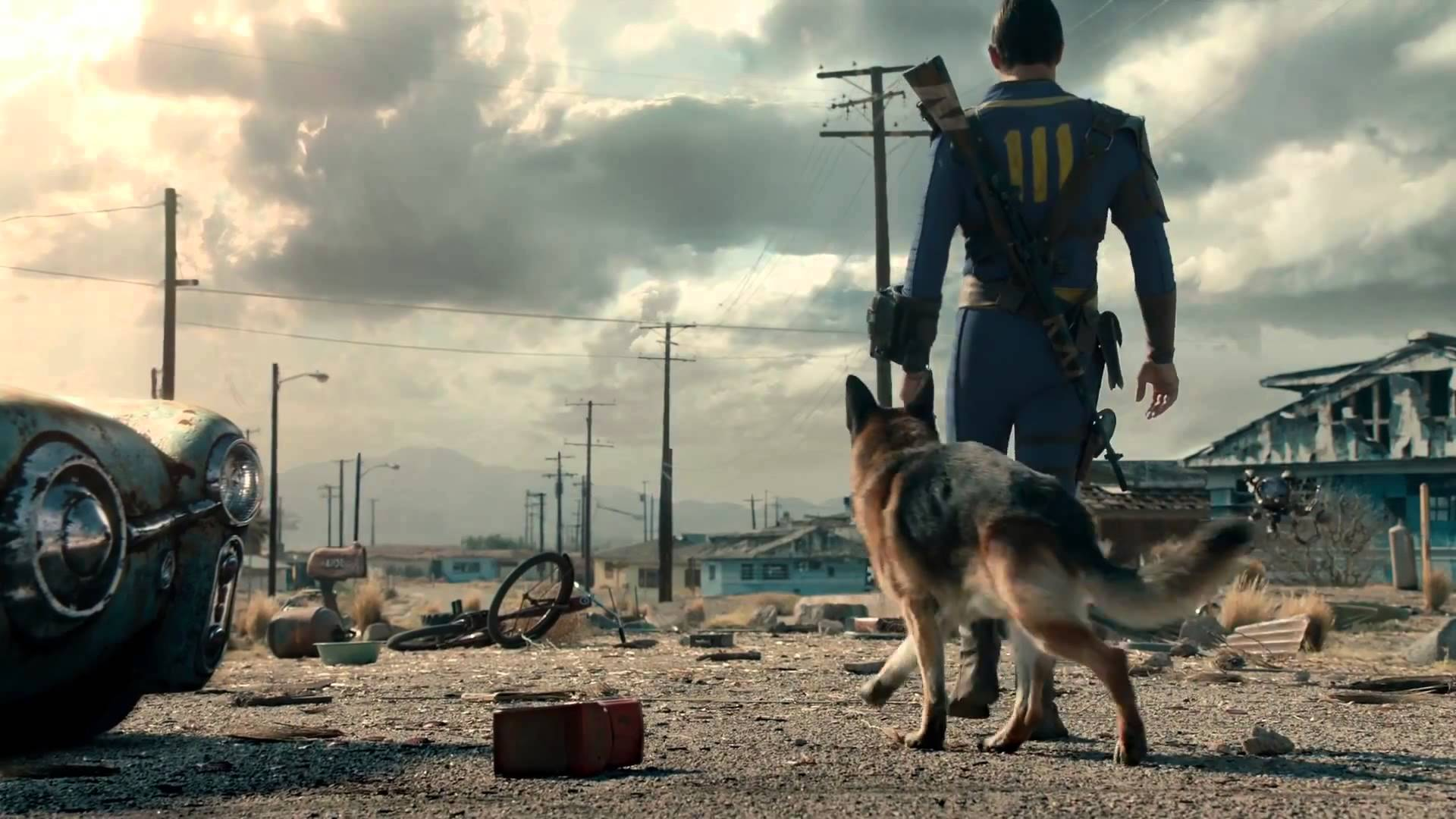 Fallout 4 Full hd wallpapers