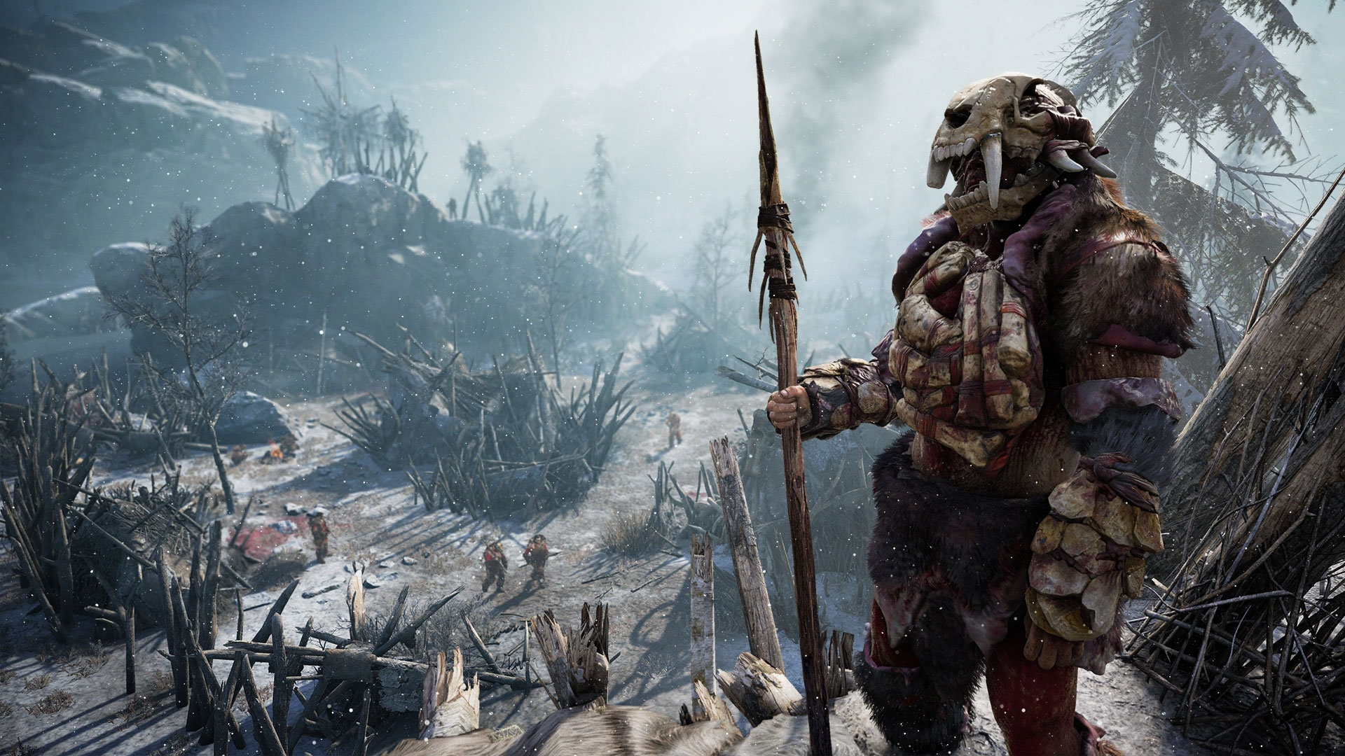 Far Cry Primal Full hd wallpapers