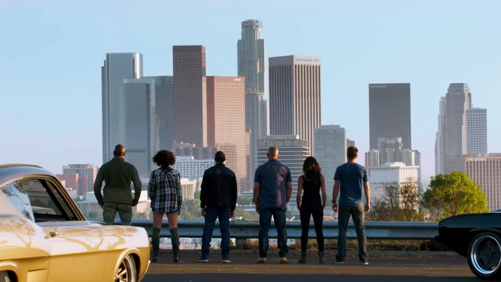 Fast & Furious 7 full hd wallpapers