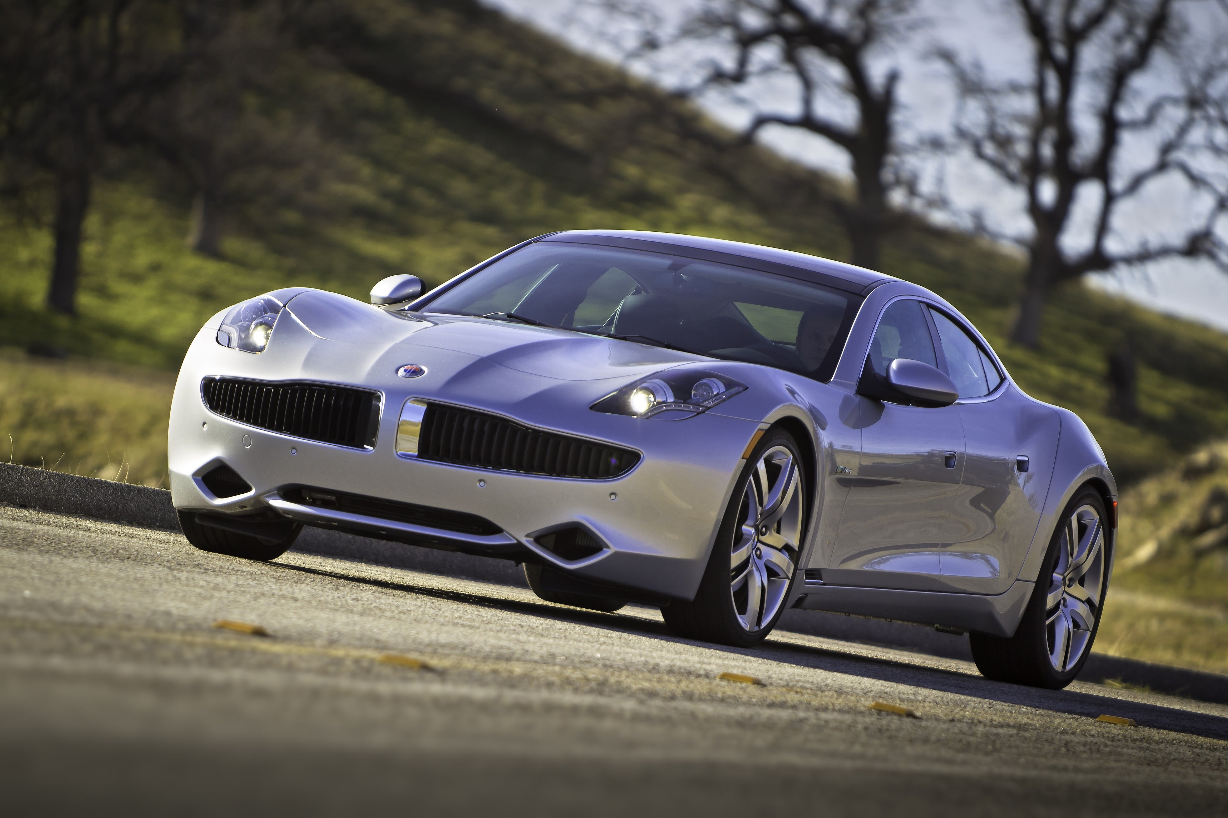 Fisker Karma Full hd wallpapers