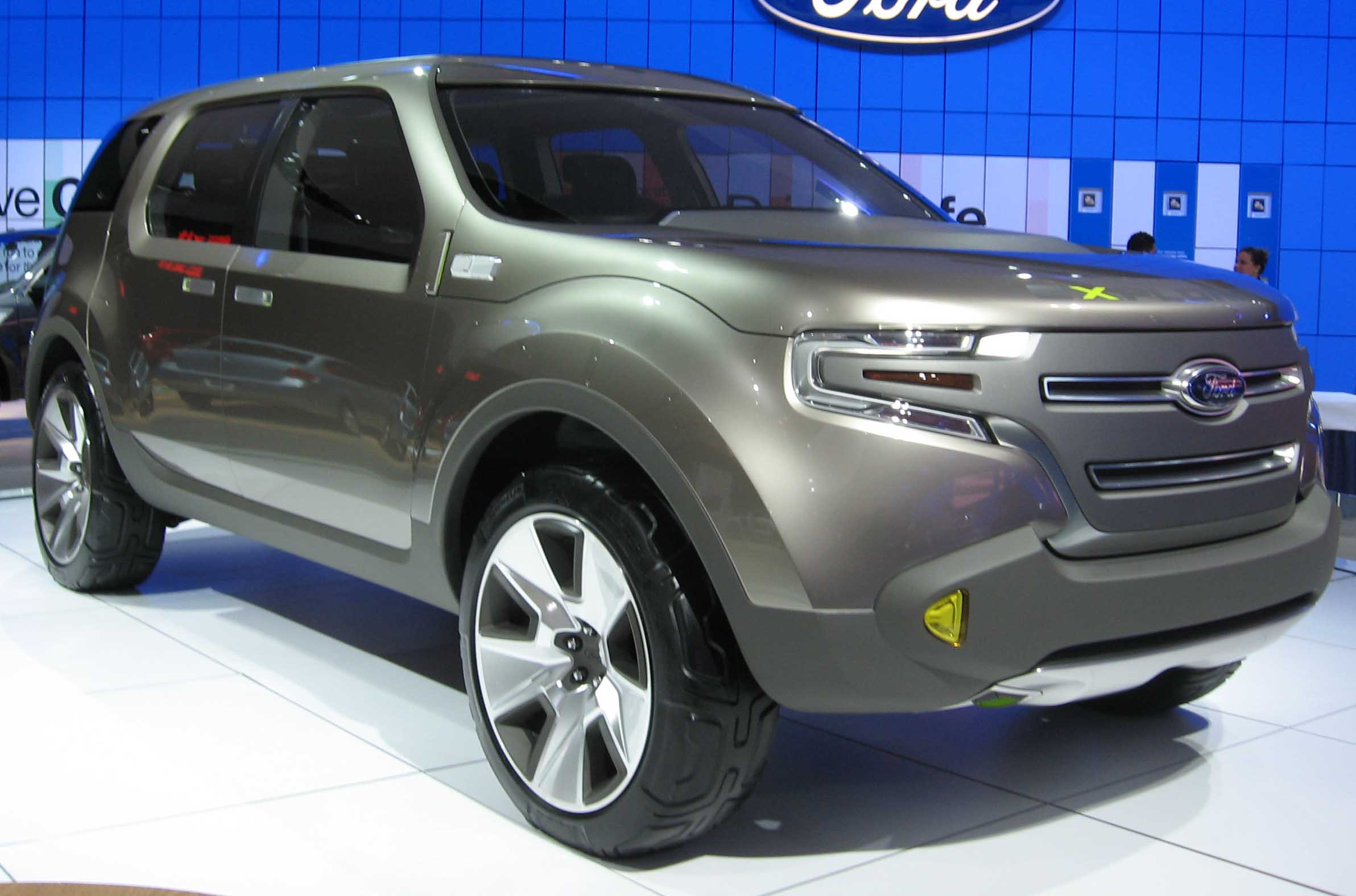 Ford Explorer Full hd wallpapers