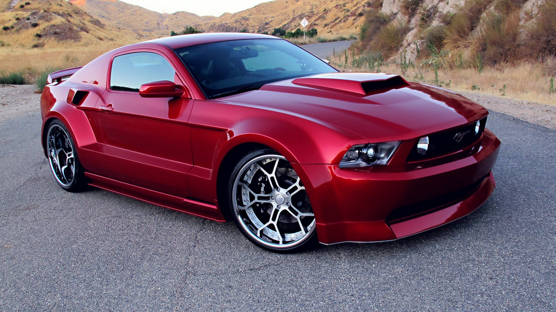 Ford Mustang GT Full hd wallpapers