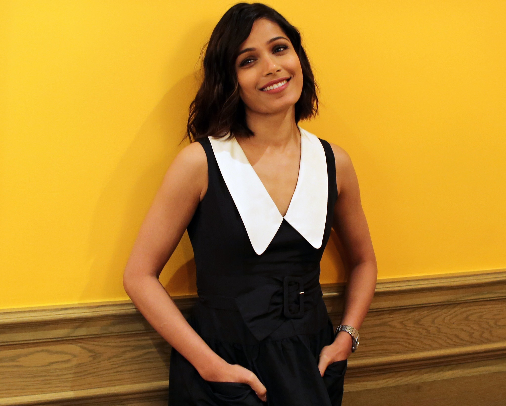 Freida Pinto Full hd wallpapers