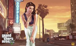 GTA 5 widescreen wallpapers