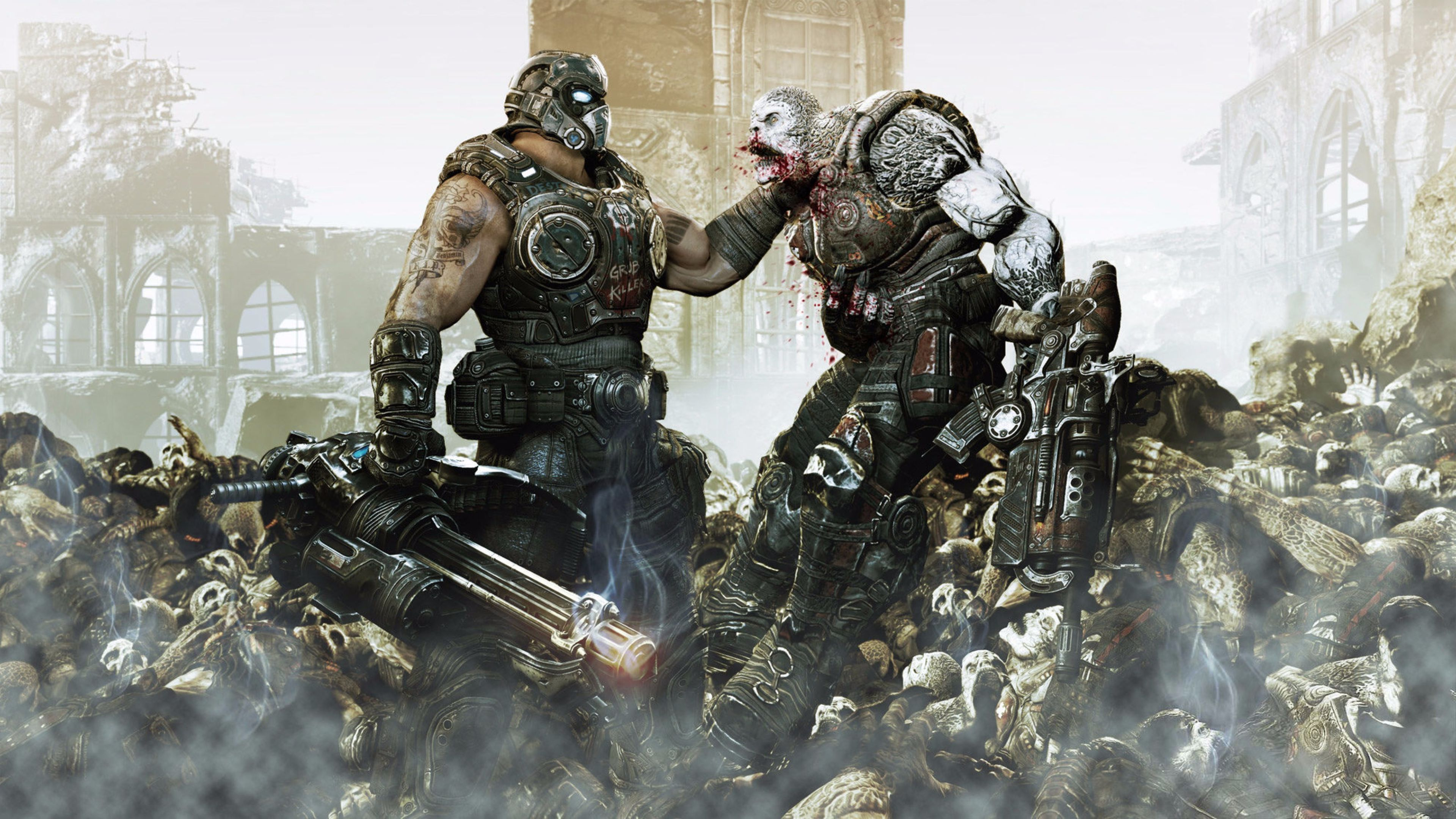Gears Of War 4 Hd Wallpapers 7wallpapers Net