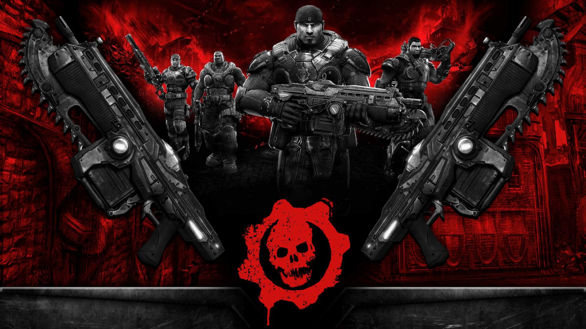 Gears Of War Ultimate Edition Hd Wallpapers 7wallpapers Net