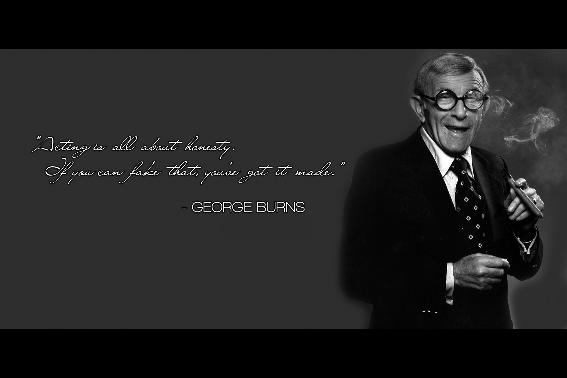 George Burns Full hd wallpapers