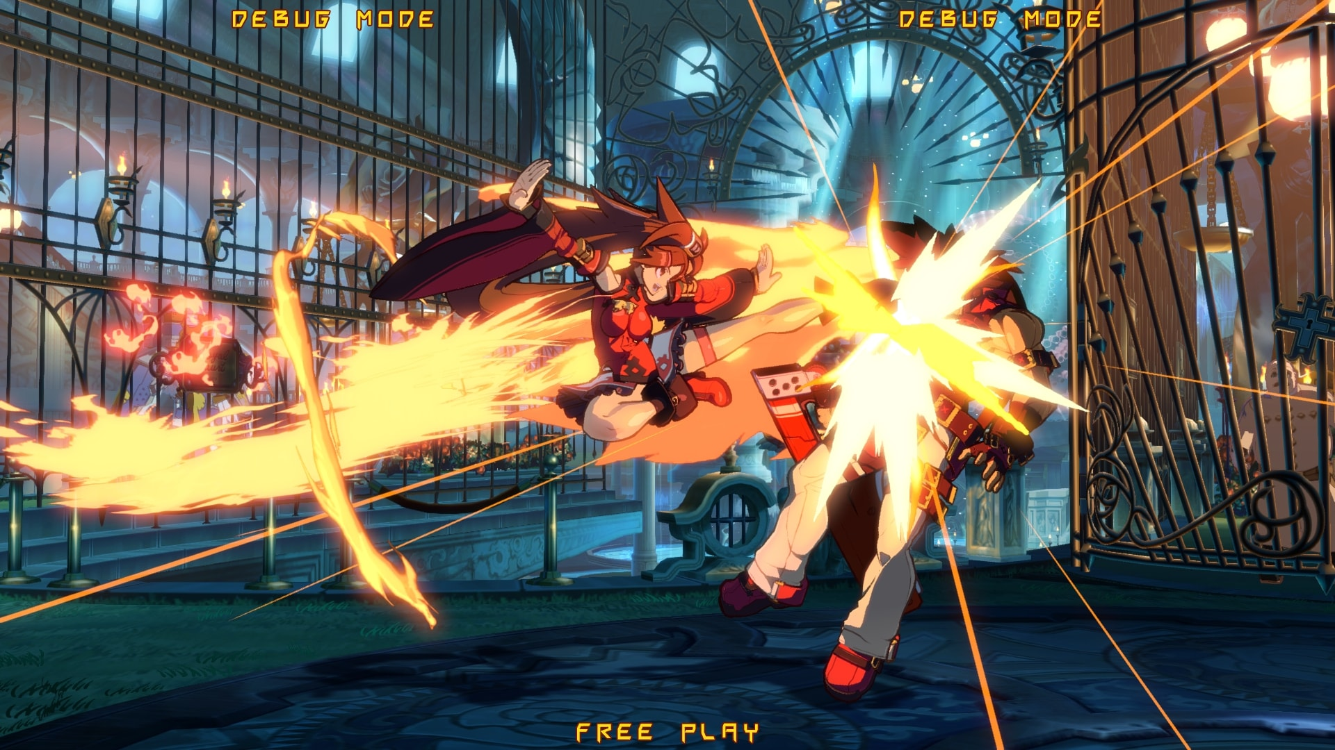 Guilty Gear: Jam Kuradoberi Full hd wallpapers