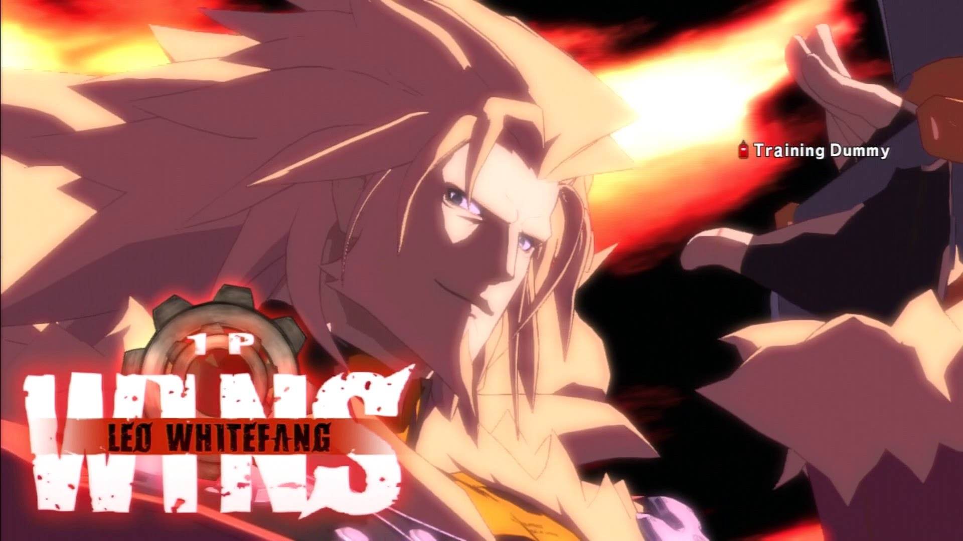 Guilty Gear: Leo Whitefang Full hd wallpapers