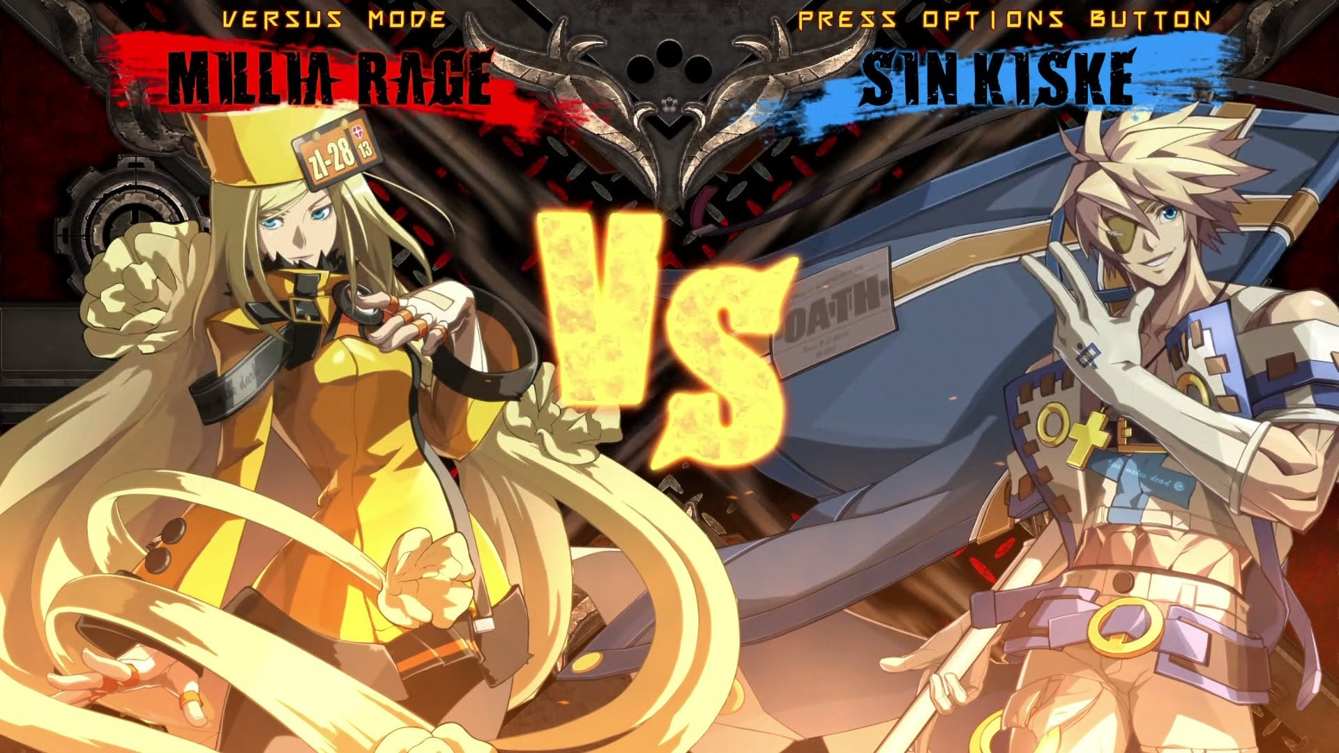 Guilty Gear: Millia Rage Full hd wallpapers