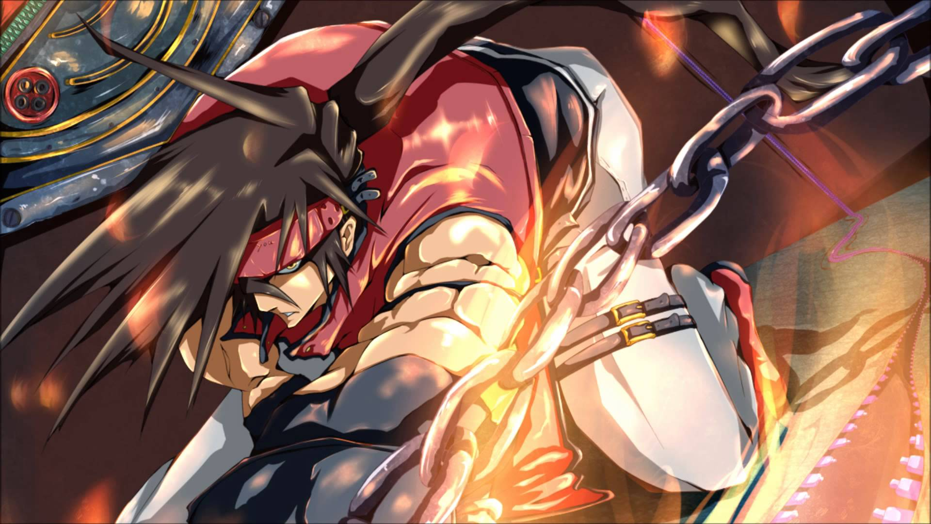Guilty Gear: Sol Badguy Full hd wallpapers