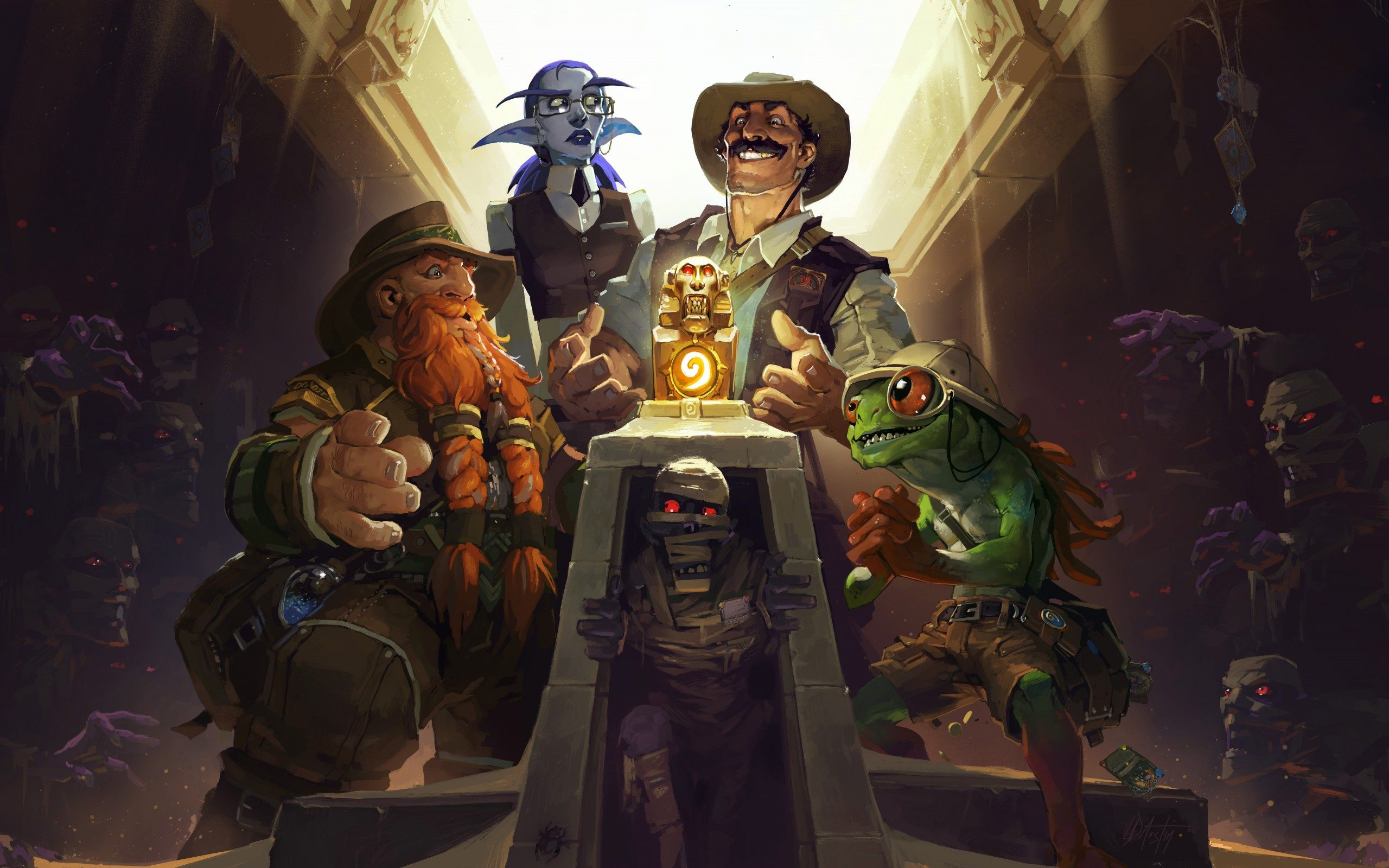 Hearthstone: Heroes Of Warcraft full hd wallpapers