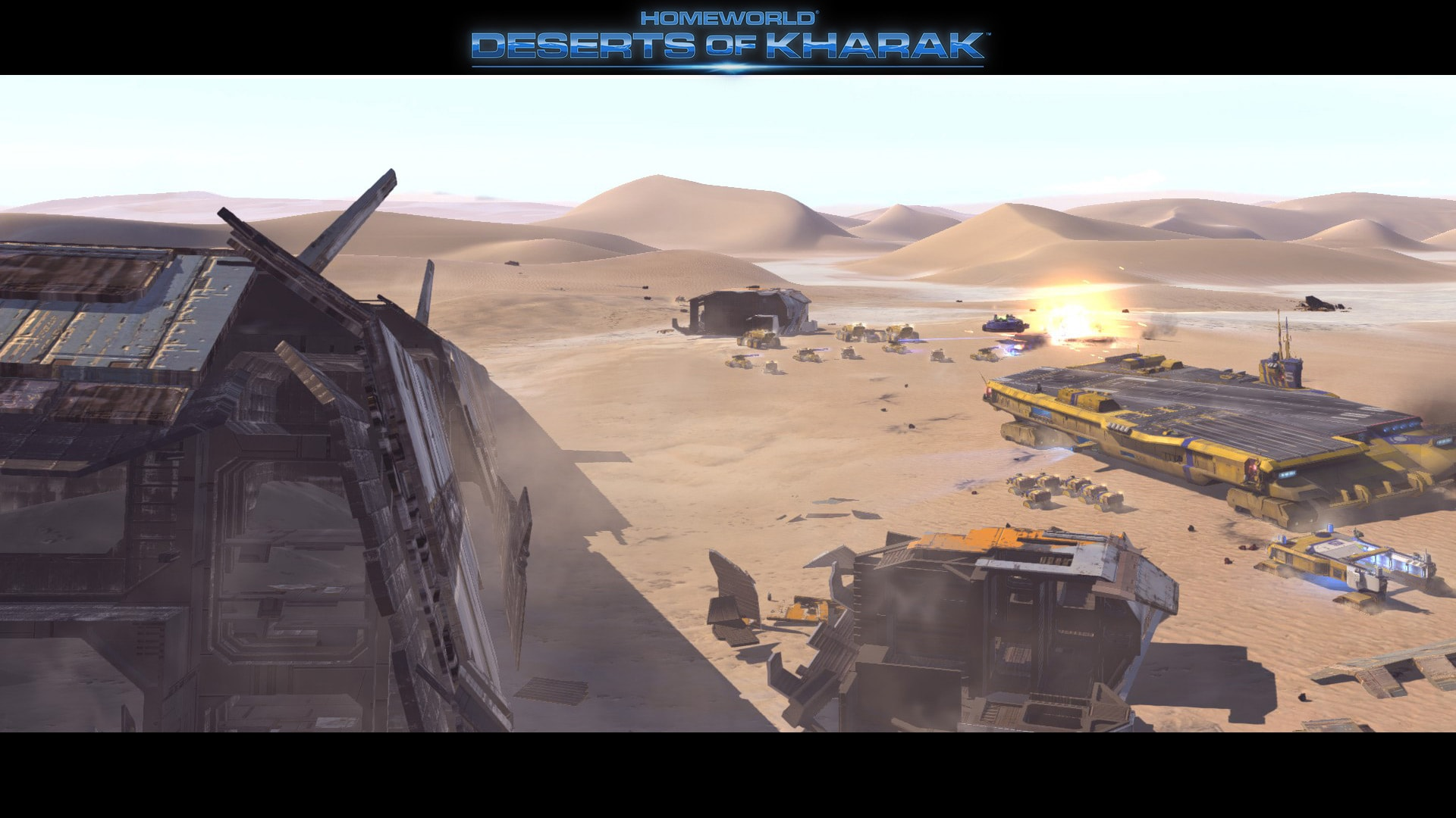 Homeworld: Deserts of Kharak Full hd wallpapers