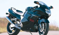 Honda Blackbird CBR1100XX Full hd wallpapers