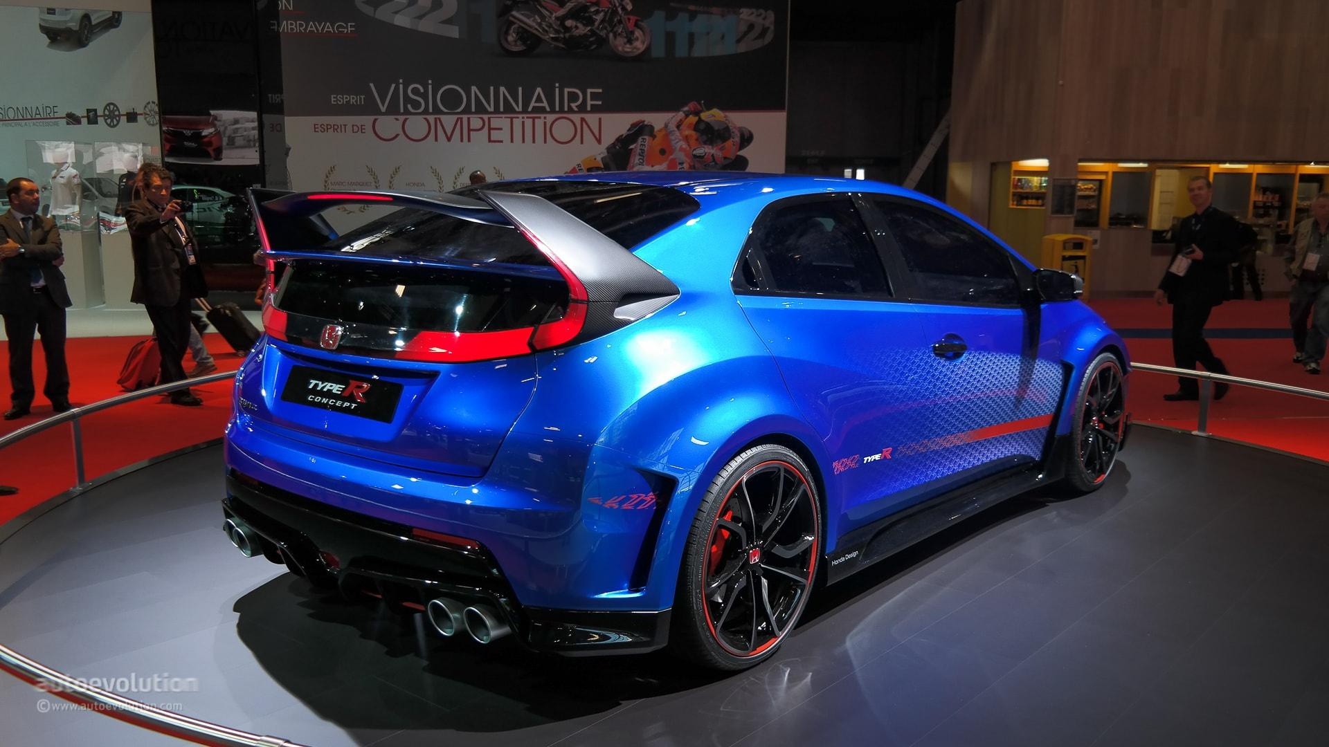 Honda Civic Type-R Full hd wallpapers