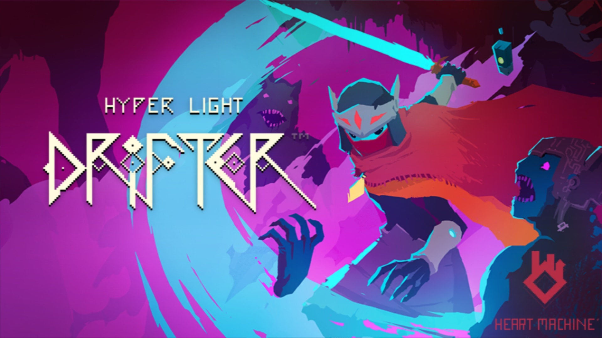Hyper Light Drifter Full hd wallpapers
