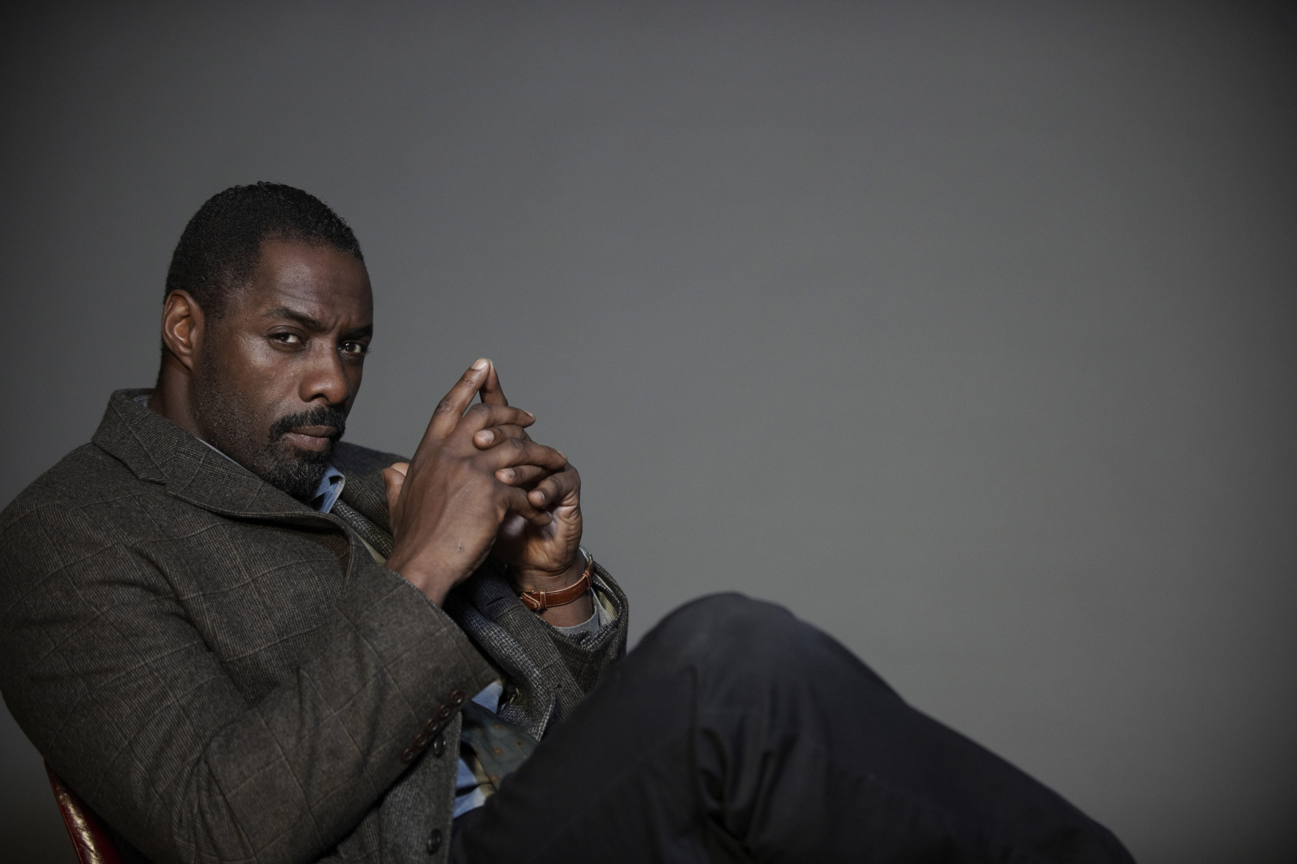 Idris Elba Wallpaper