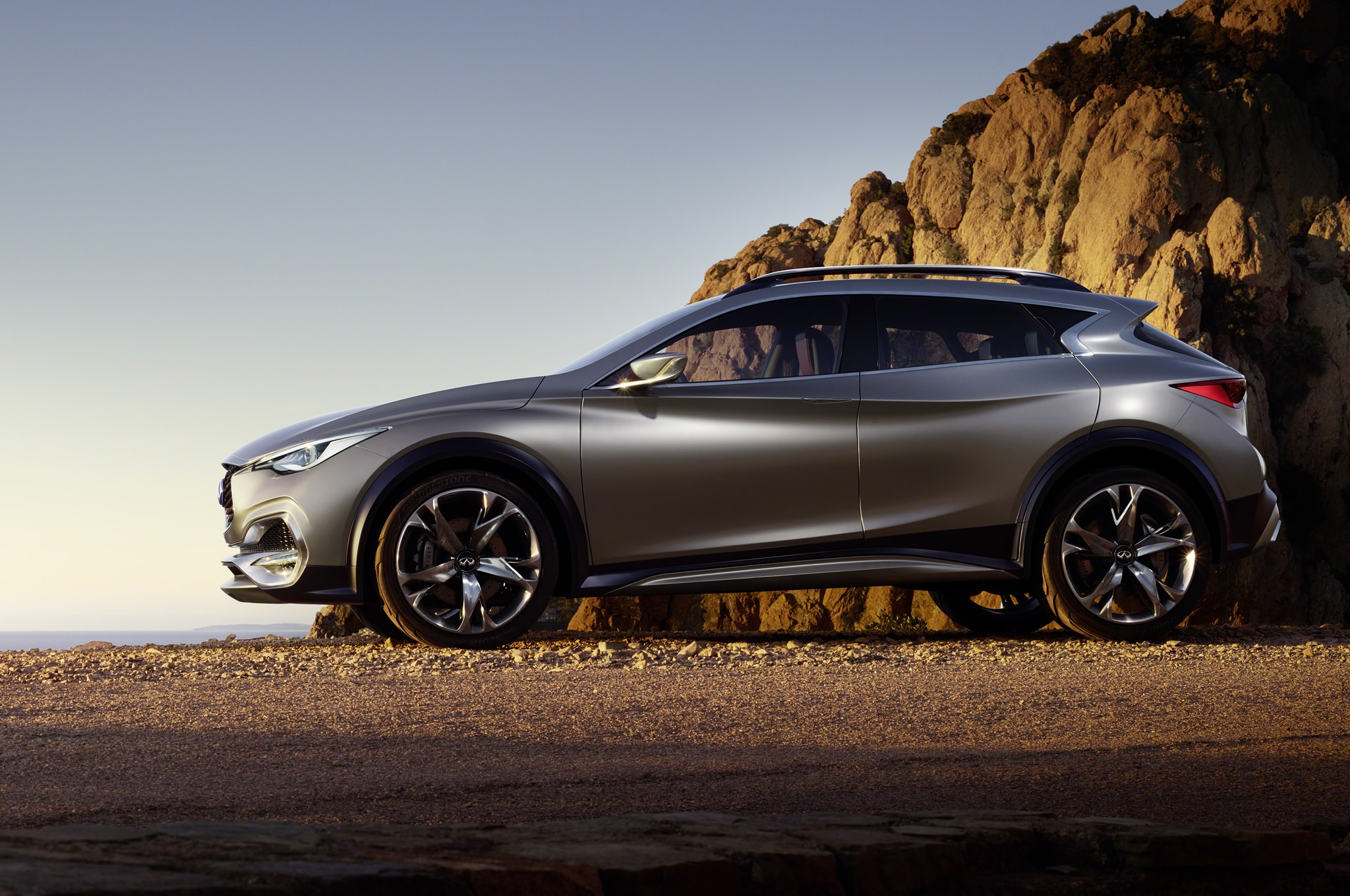 Infiniti QX30 Full hd wallpapers