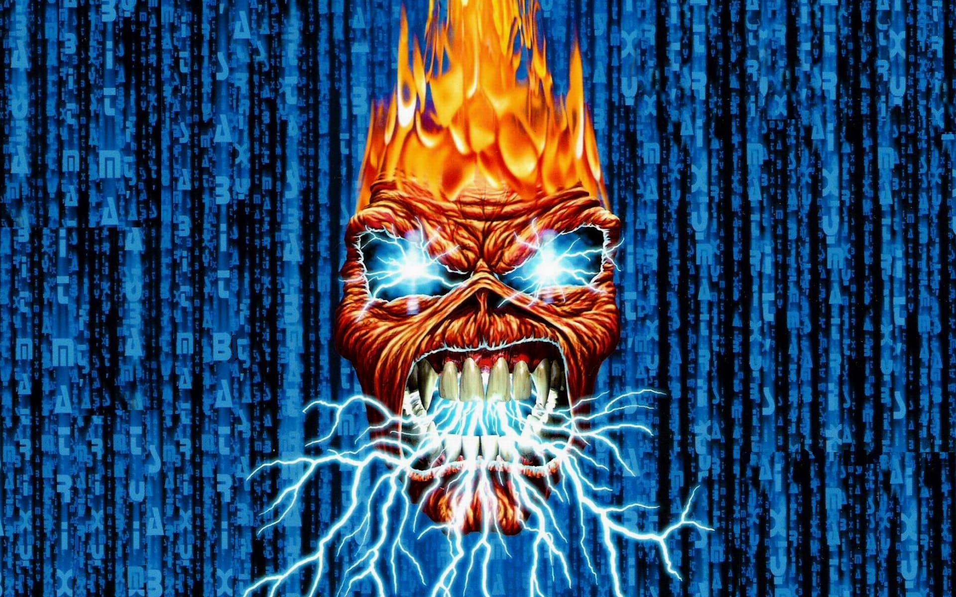 Iron Maiden Hd Wallpapers 7wallpapers Net