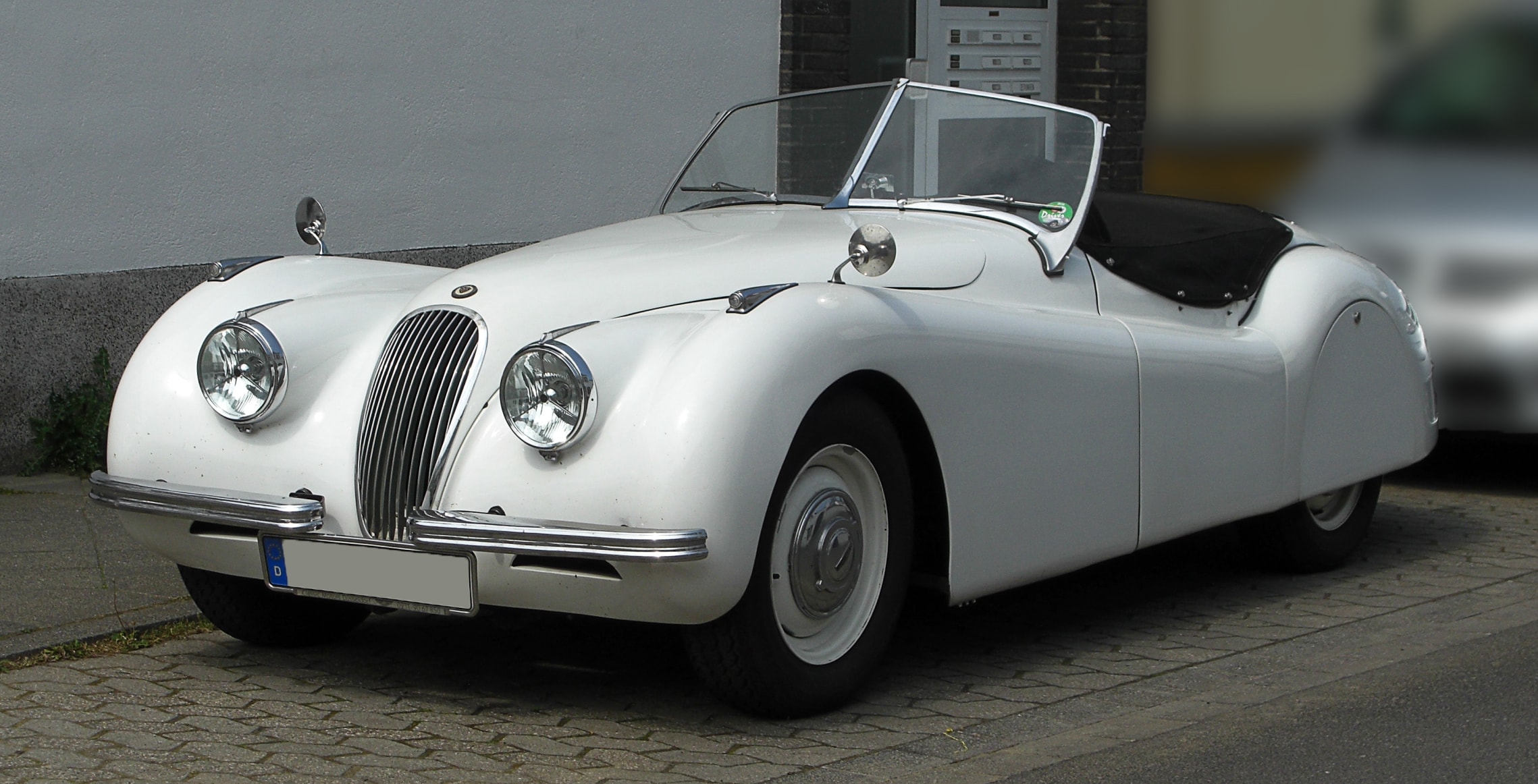 Jaguar XK120 Full hd wallpapers
