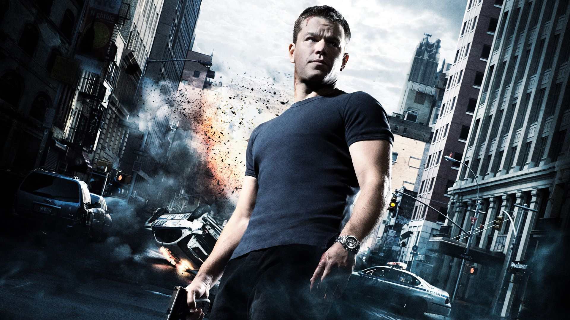 Jason Bourne Full hd wallpapers