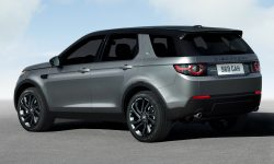 Land Rover Discovery 5 Full hd wallpapers