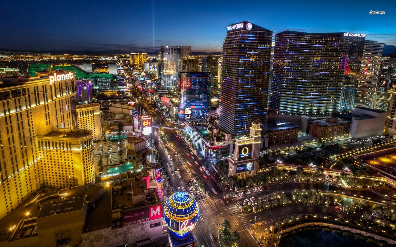 Las Vegas desktop wallpaper