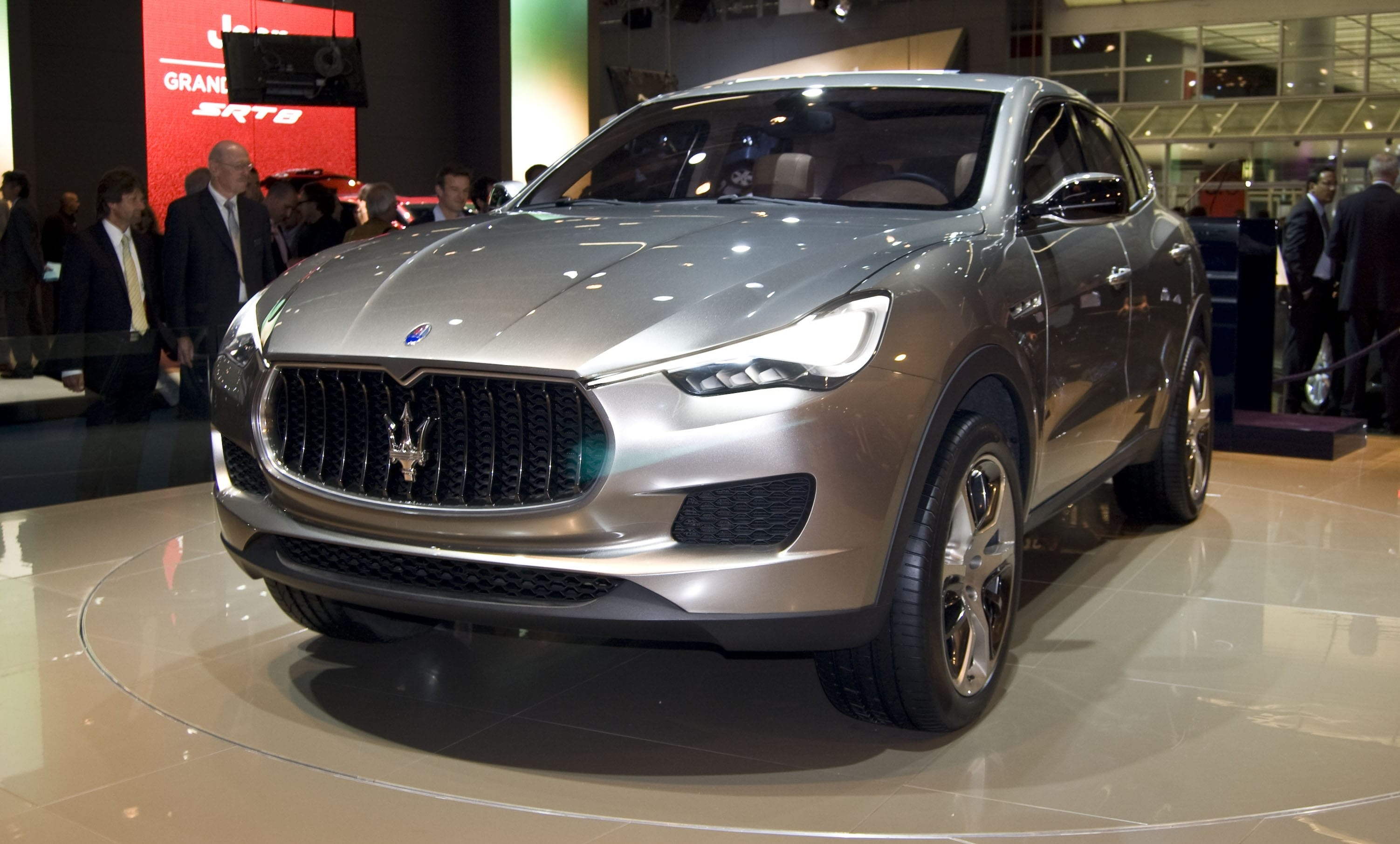 Maserati Levante Full hd wallpapers