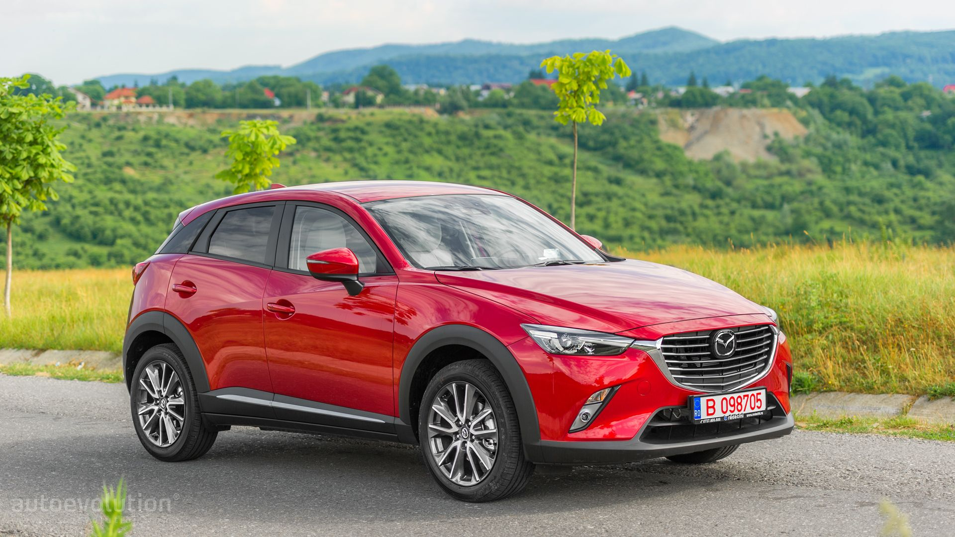 Mazda CX-3 Full hd wallpapers