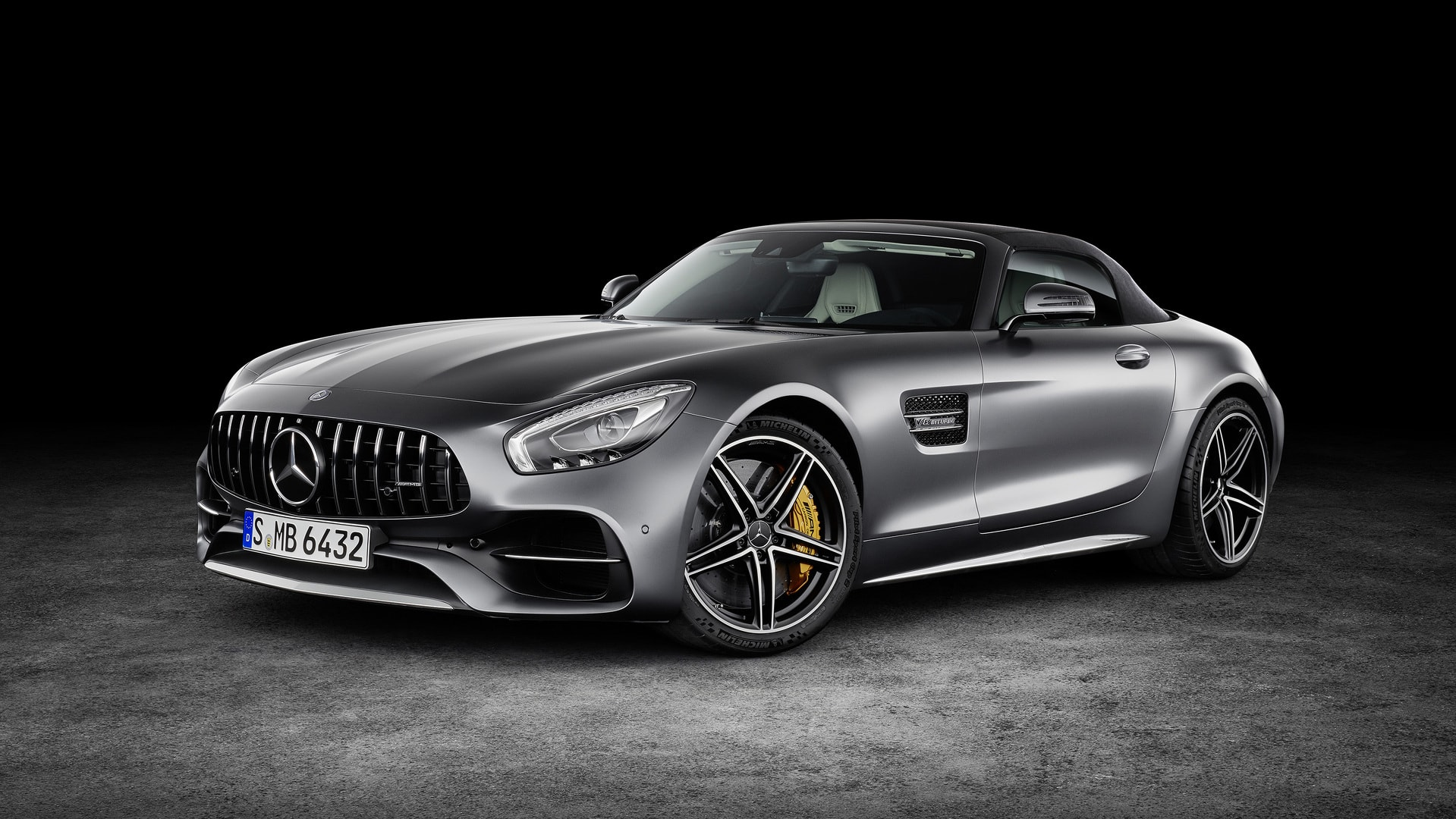 Mercedes-AMG GT Roadster Full hd wallpapers