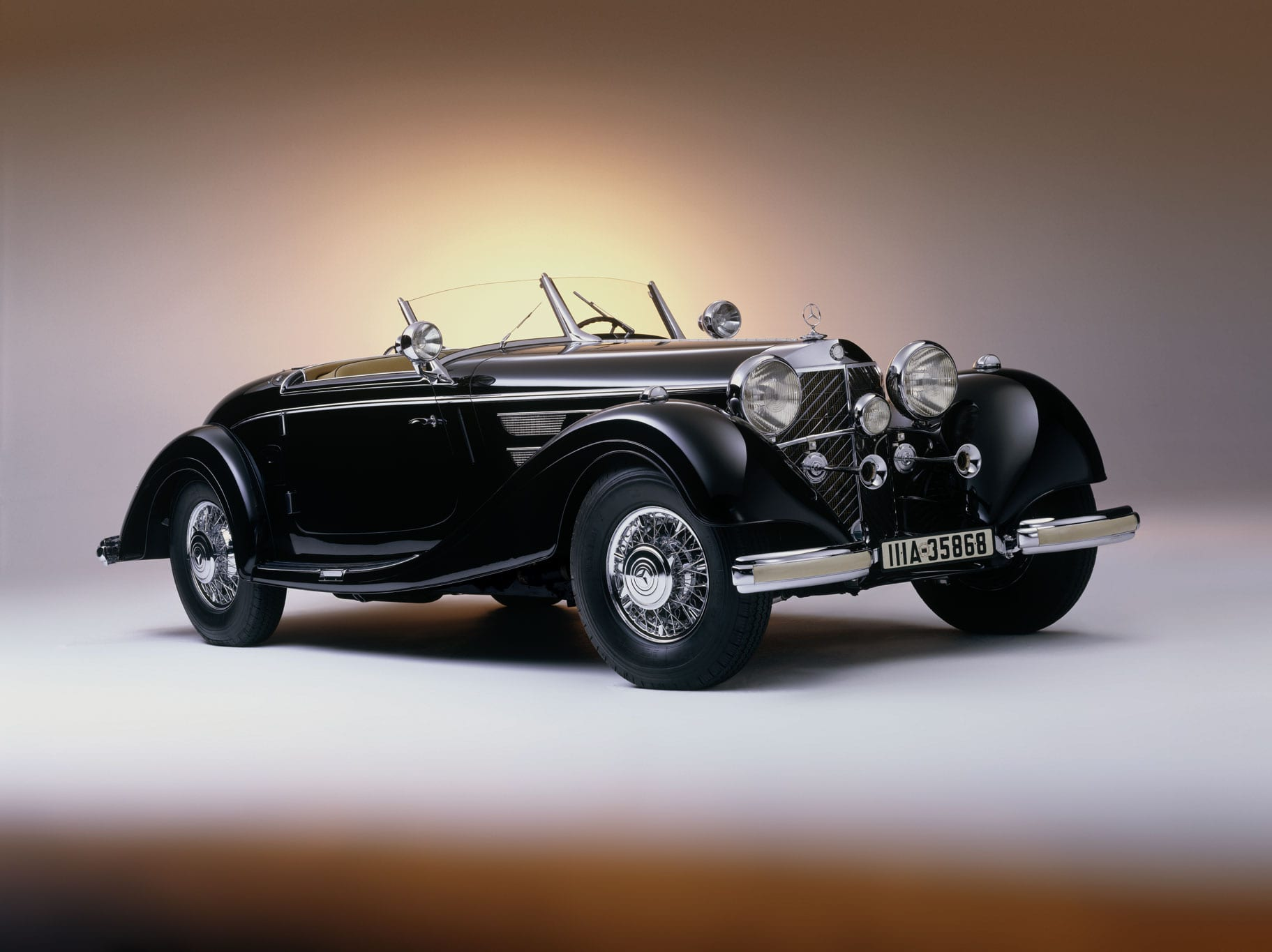 Mercedes-Benz 540K Special Roadster Full hd wallpapers